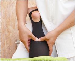 膝の最大可動域を広げる